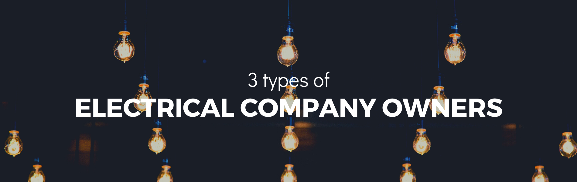 3 types of electrical companies in oregon