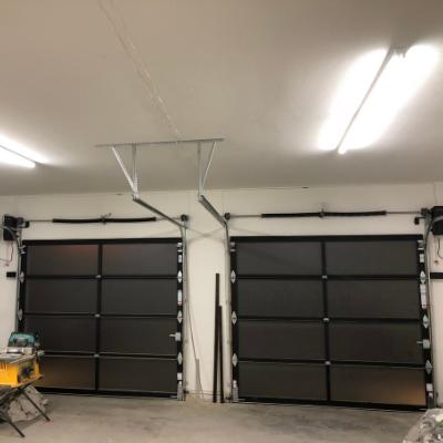 Interior garage lighting in Tualatin by Classic Electric