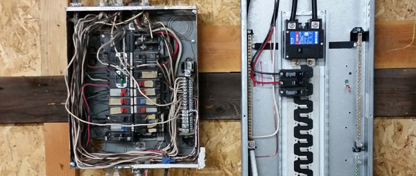 Electrical Panel Changes and Upgrades
