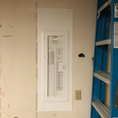 Electrical panel change in Beaverton by Classic Electric