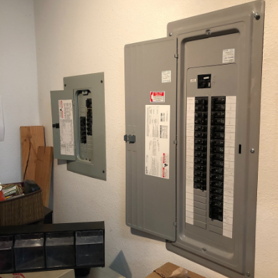 Electrical panel change in Tualatin by Classic Electric
