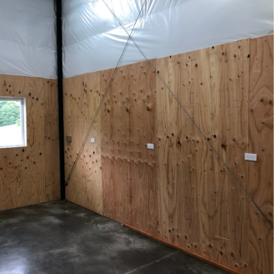 Shop and garage receptacle outlets in Sherwood by Classic Electric